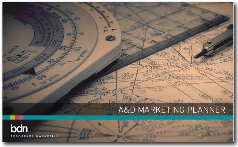2017 A&D Marketing Planner
